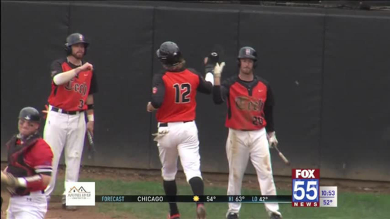 Indiana Tech baseball takes double dip with Rochester