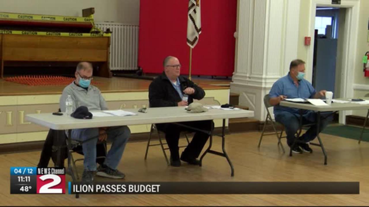 Village of Ilion passes 2021-2022 budget