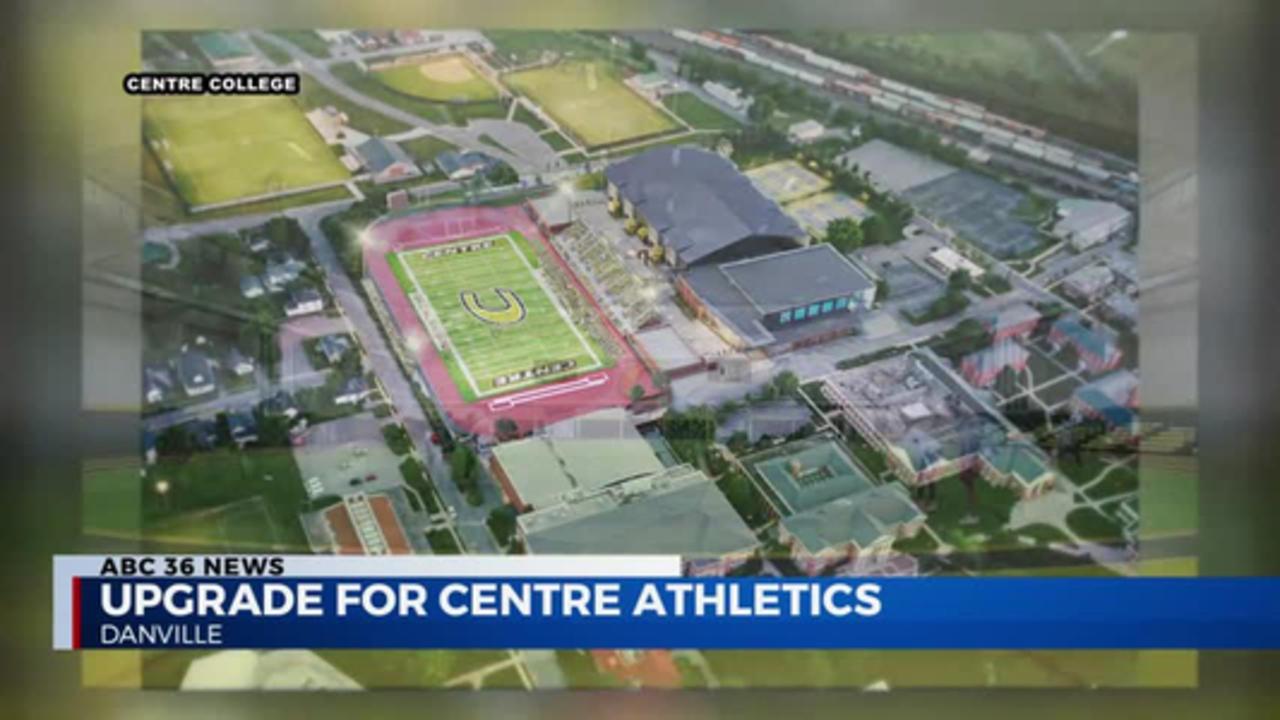 11pm $50 Million Centre College Athletics Center 04.12.2021