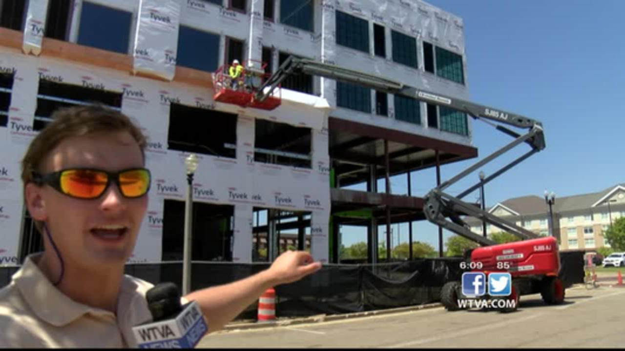 Hotel Tupelo coming to downtown