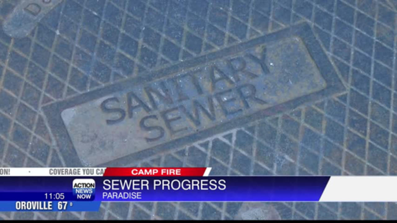 Paradise Sewer Committee meets for the first time