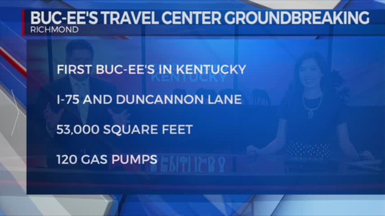 Buc-ee's Groundbreaking