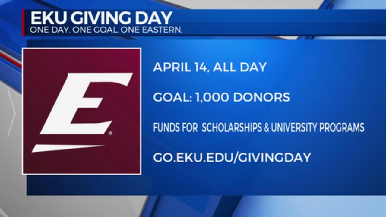 EKU Giving Day