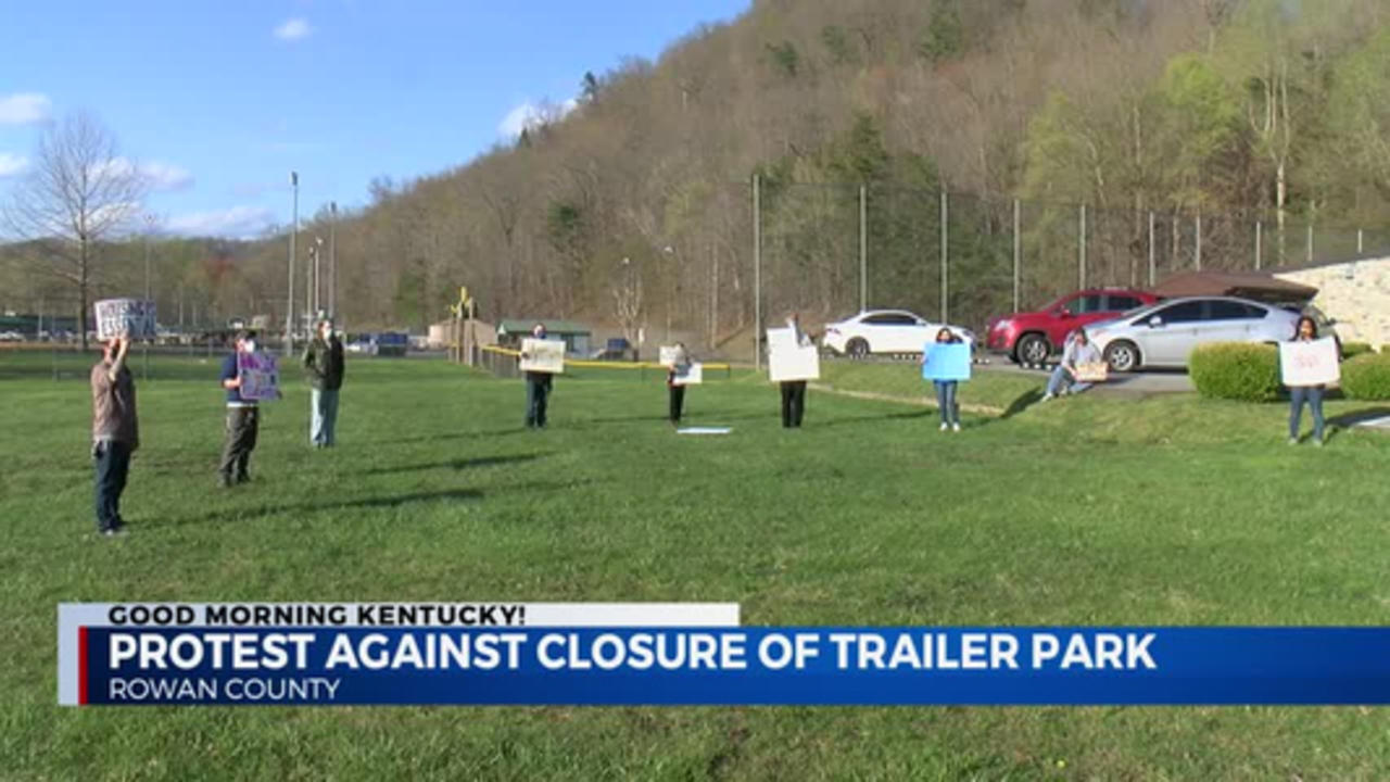 Rowan County Protest