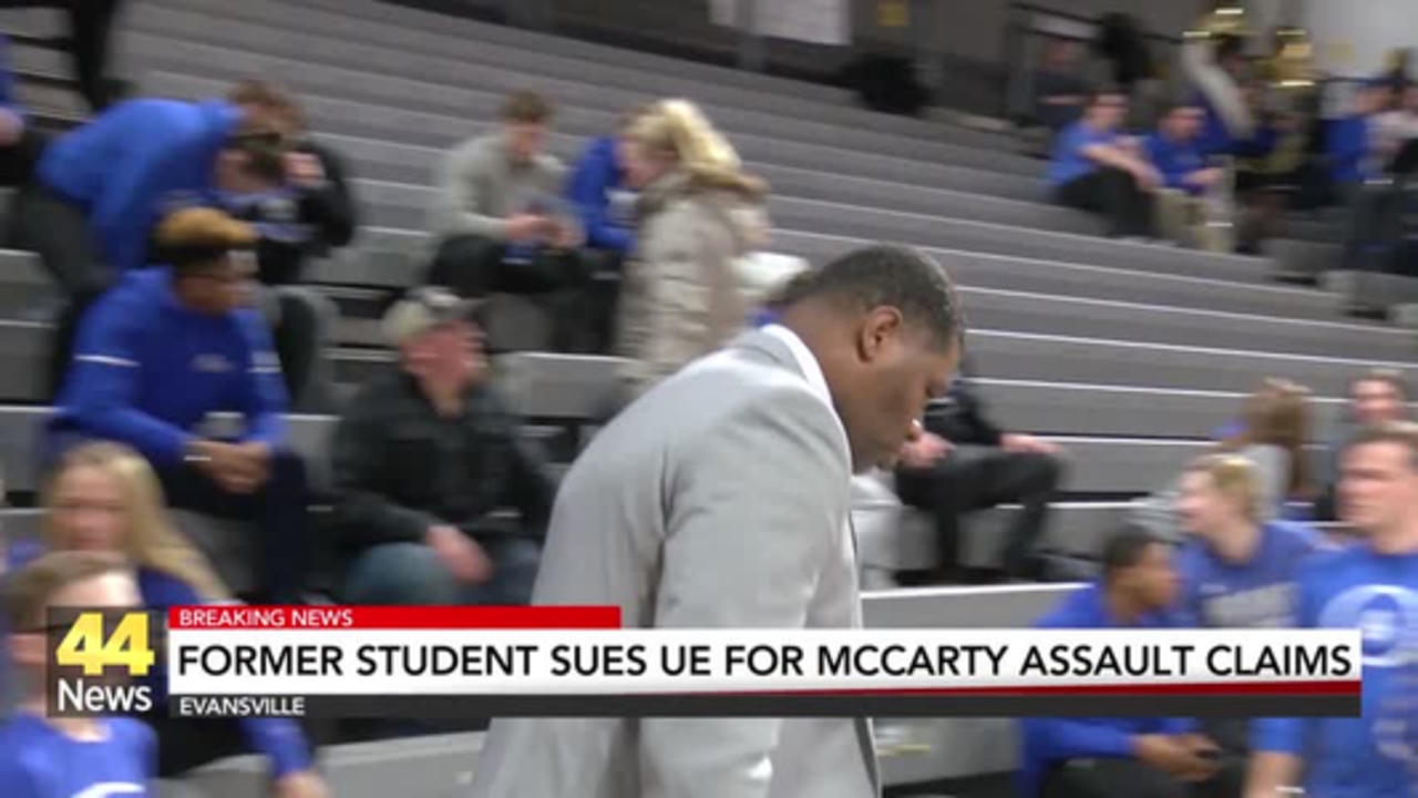 Former Student Sues UE for Sexual Assault Claims Against Walter McCarty