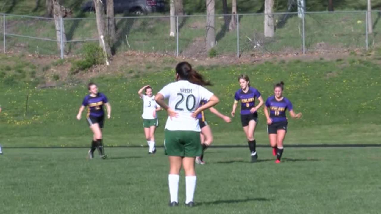 LeBlond girls soccer takes down laffeyette