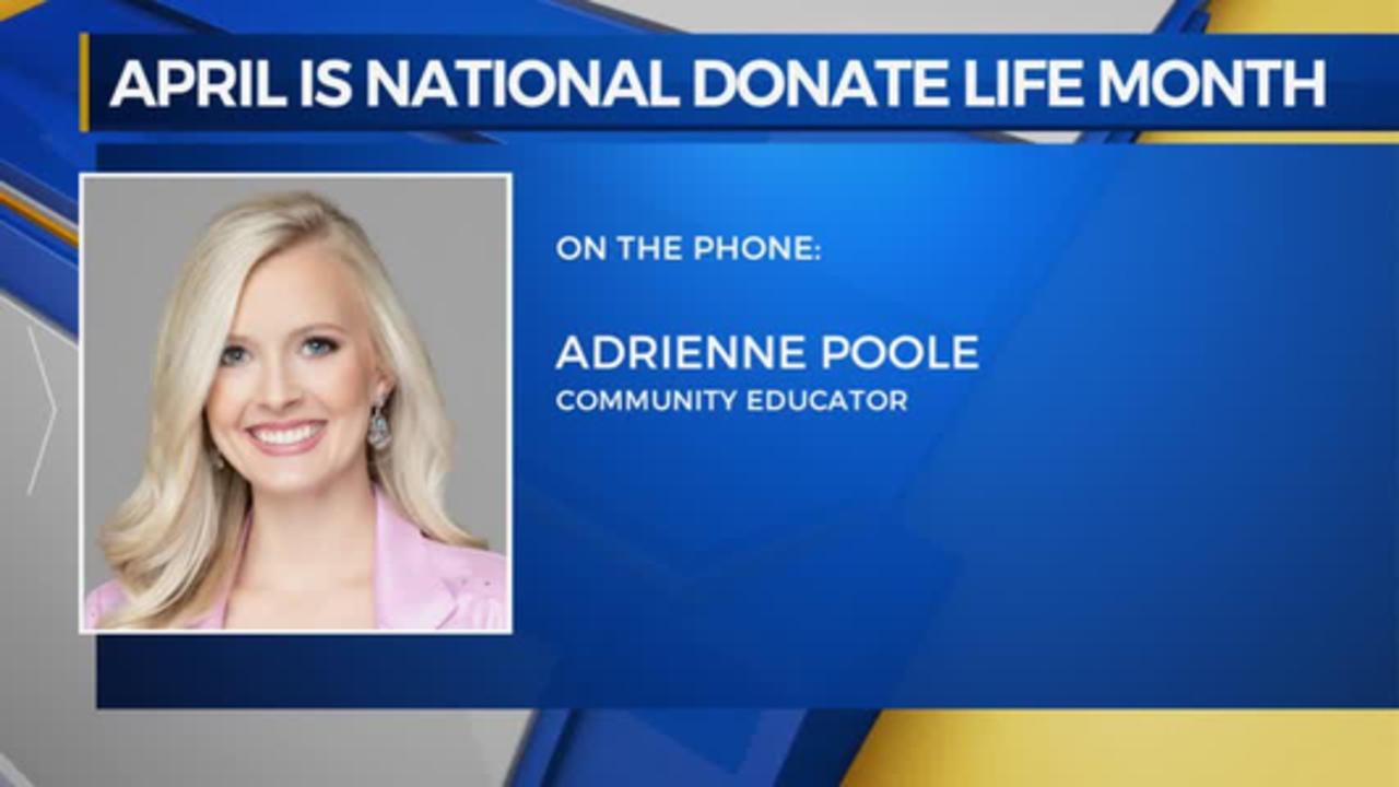 Trust For Life Organ Donation 4/13/2021