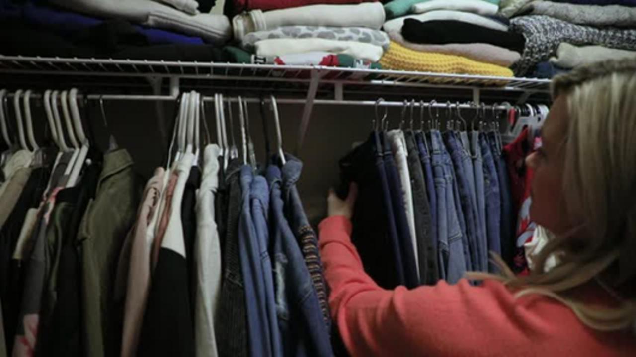 Mom To Mom - Closet Hacks