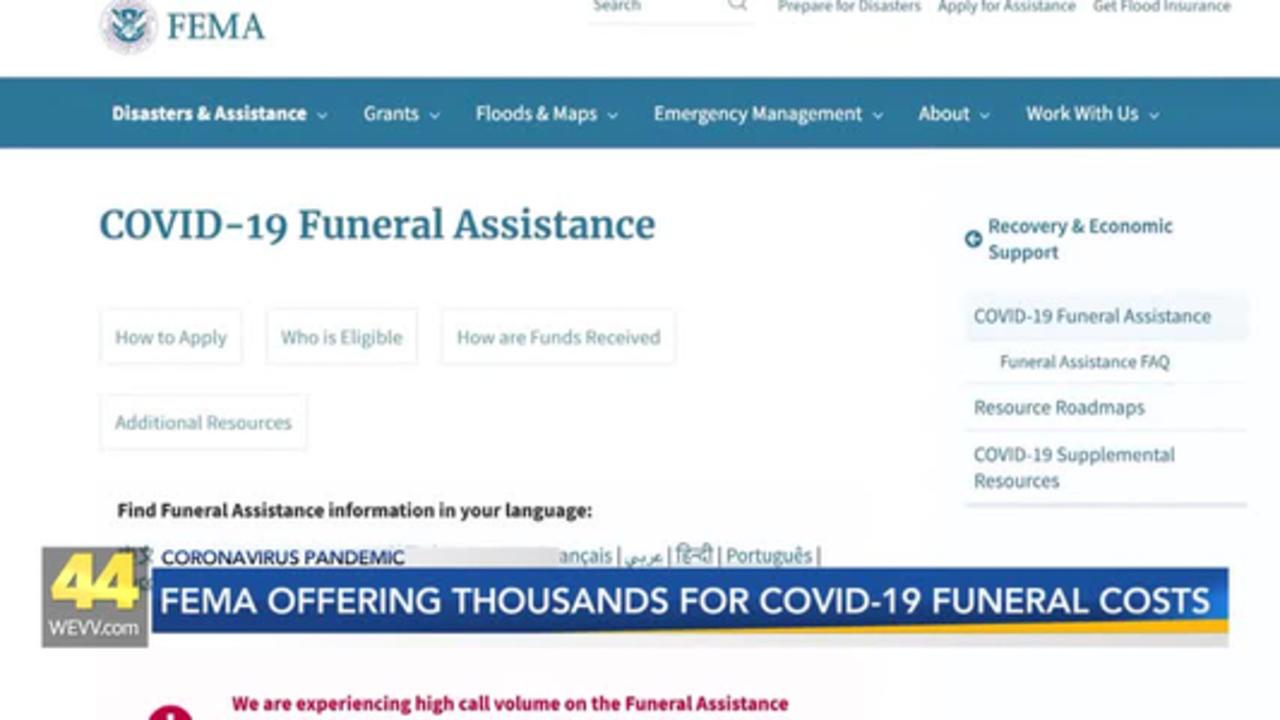 Ziemer Encouraging Families to Seek Federal Funeral Relief Funds