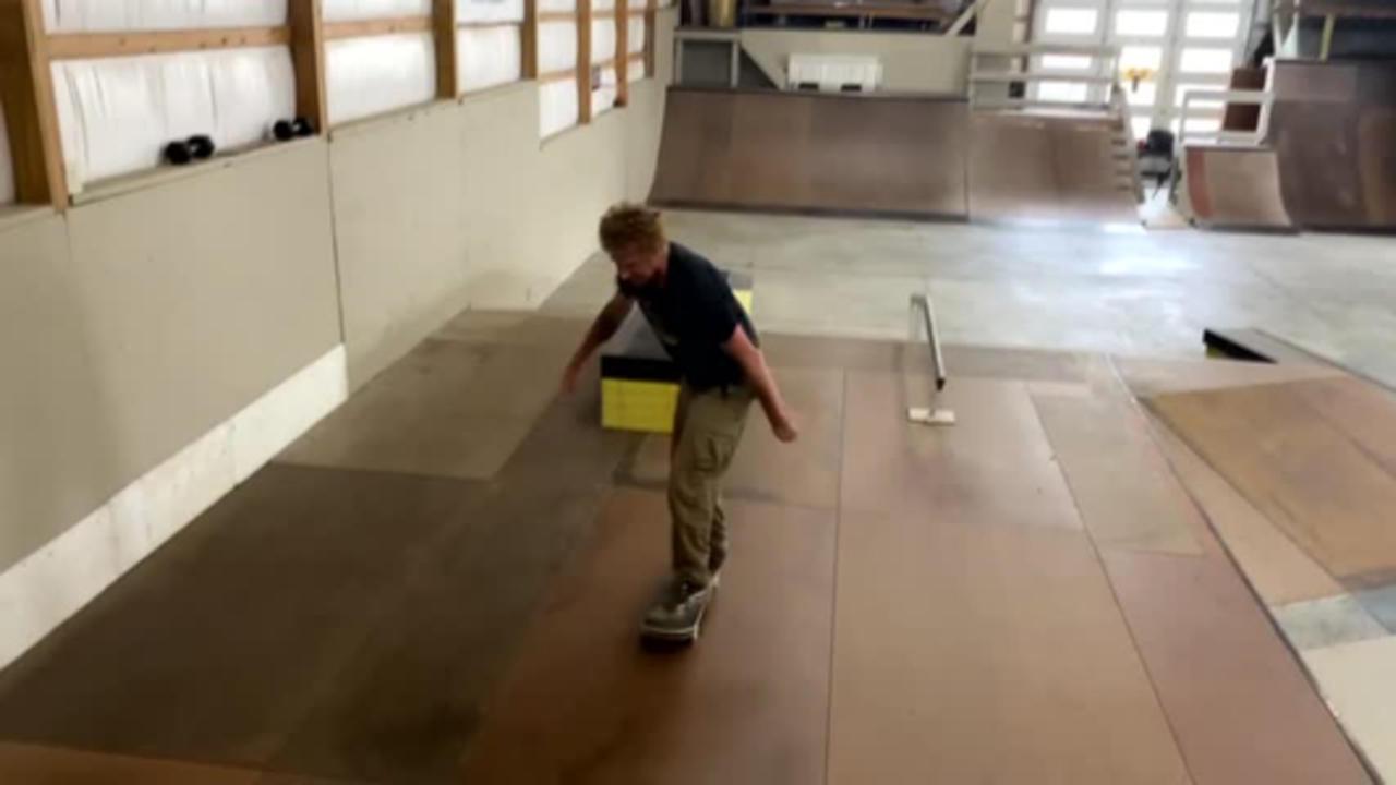 Untitled Skateboards Live at Five