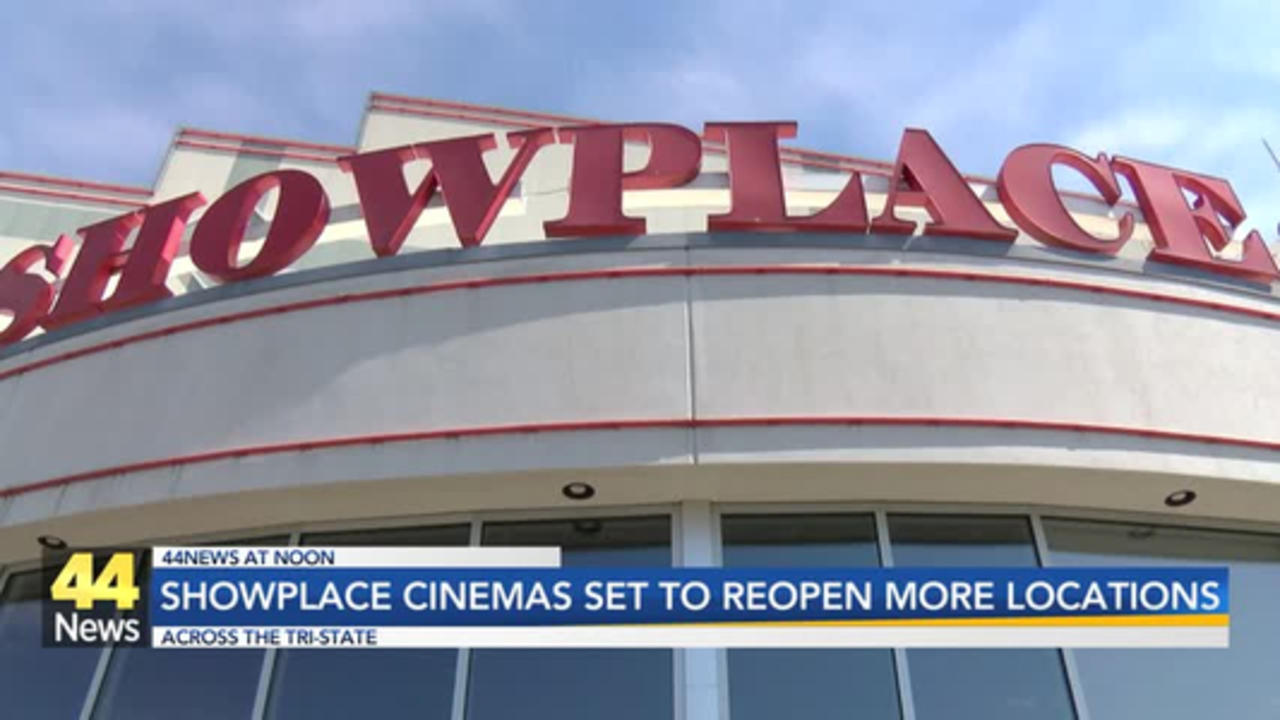 Showplace Cinemas Announces Reopening Dates for Multiple Theaters