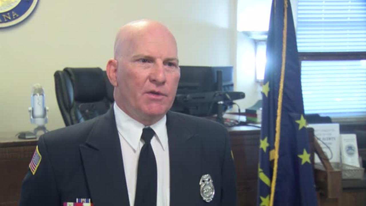 New Terre Haute Fire Chief
