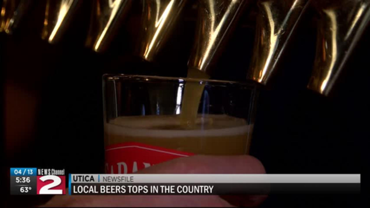 Local brewery sales hold strong in 2020