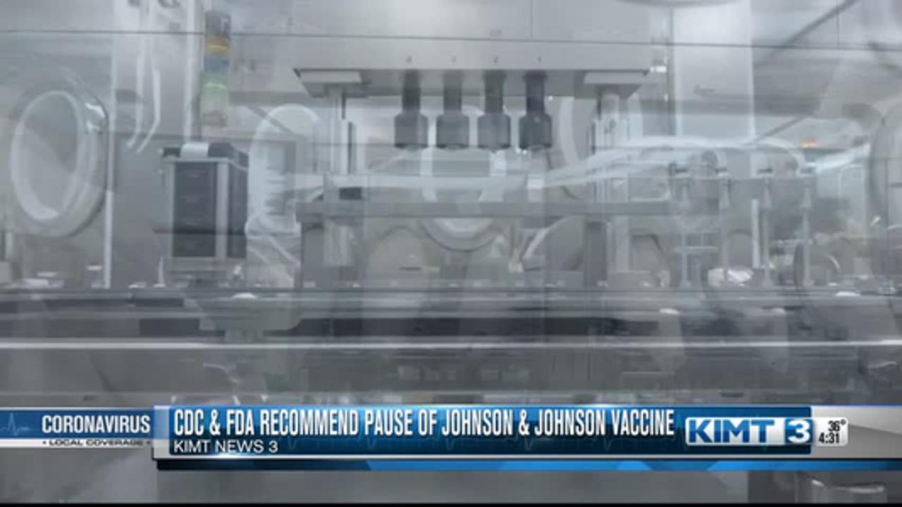 CDC and FDA Recommend Pause of J&J Vaccine