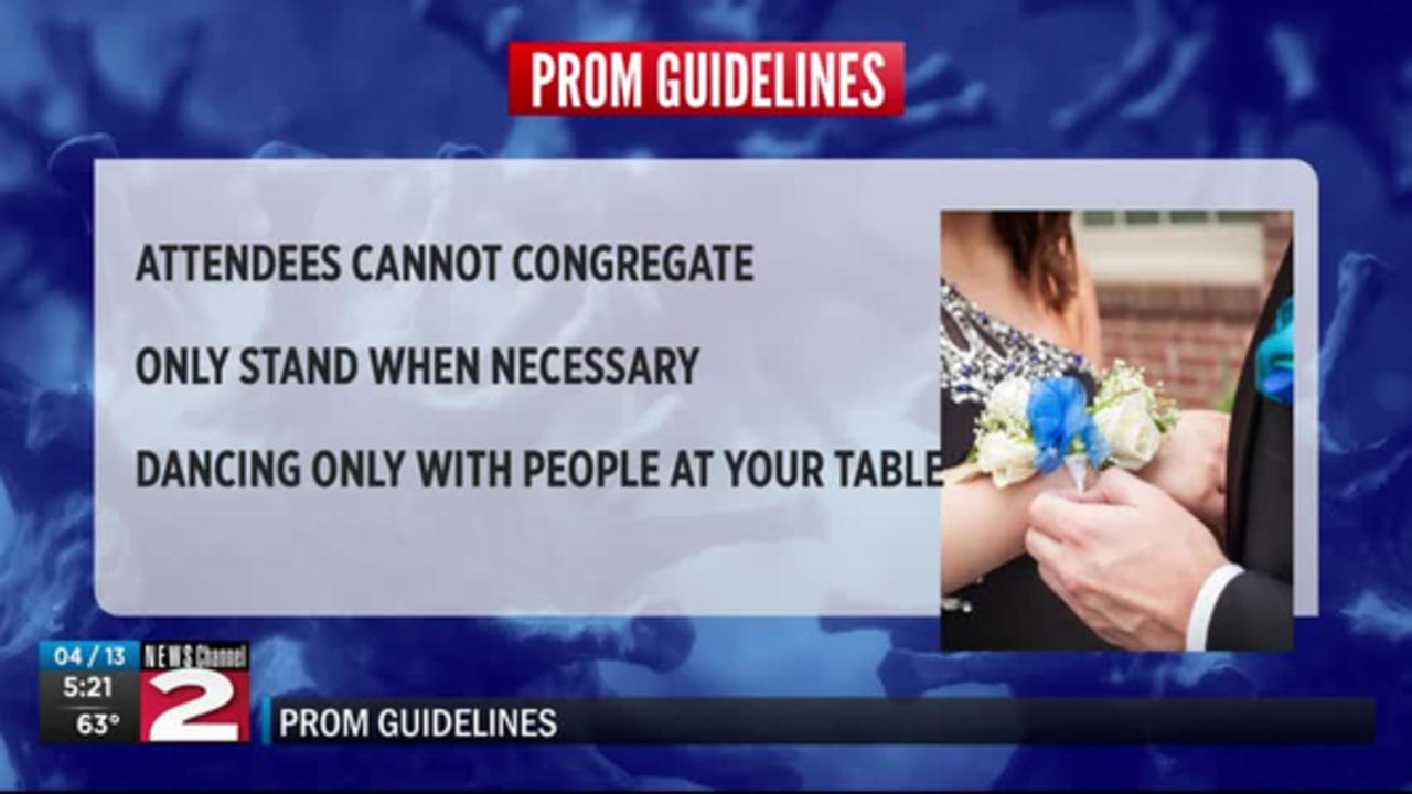prom guidelines