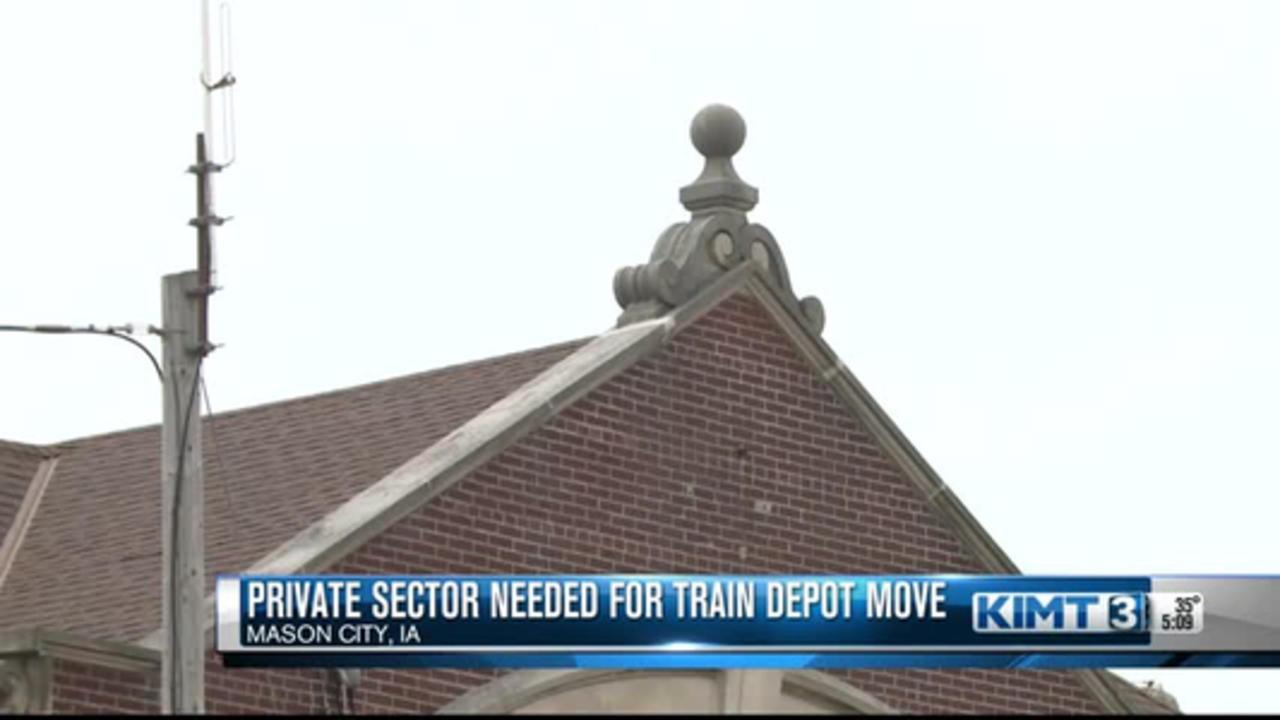 Train Depot rennovation