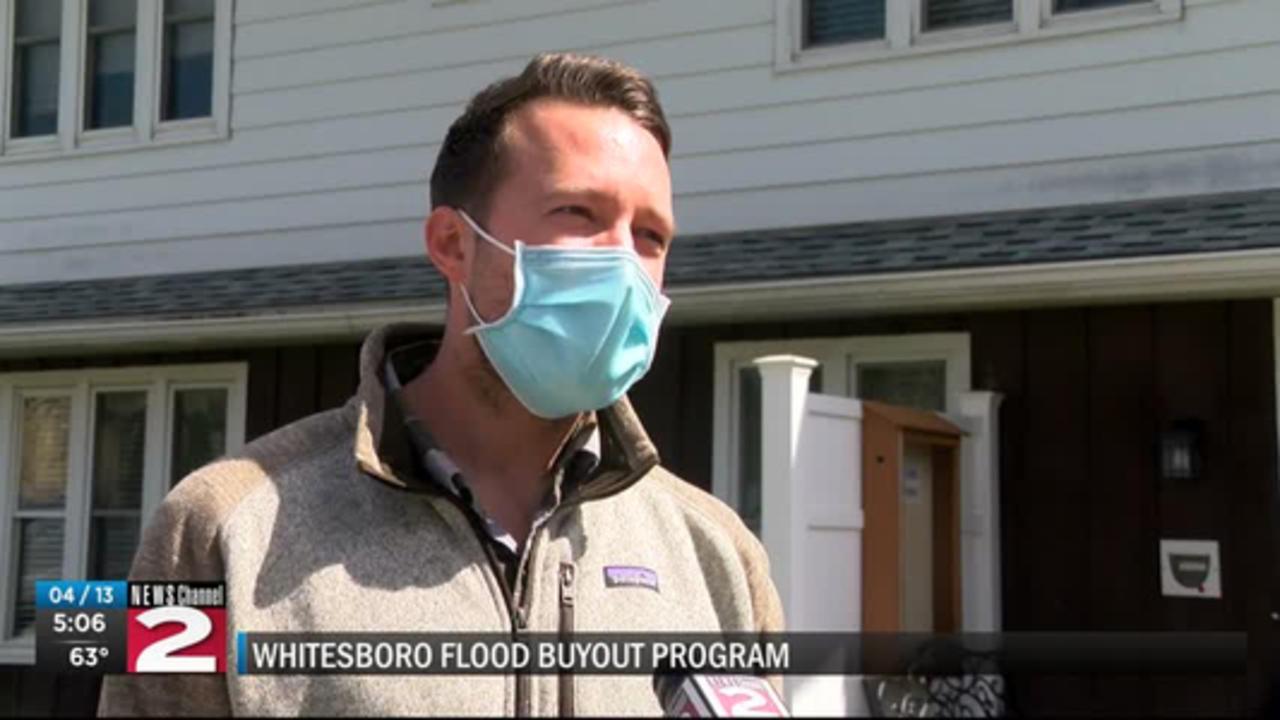 Whitesboro flood mitigation project