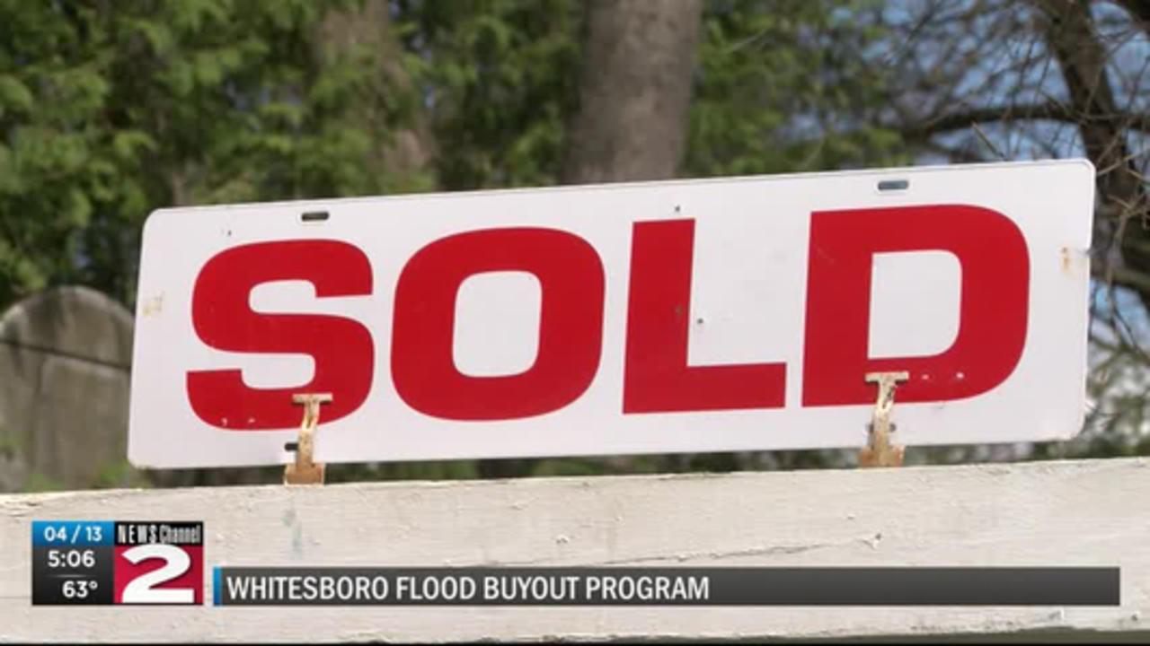 Housing market threatens whitesboro flood mitigation plan