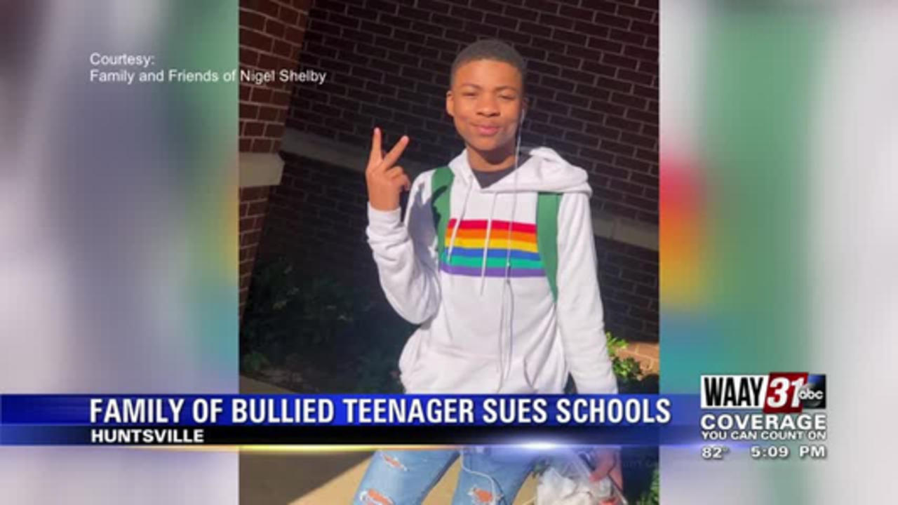 Family of Bullied Teenager Sues Schools