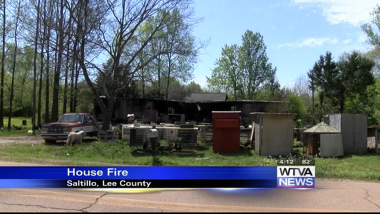Saltillo House Fire Follow