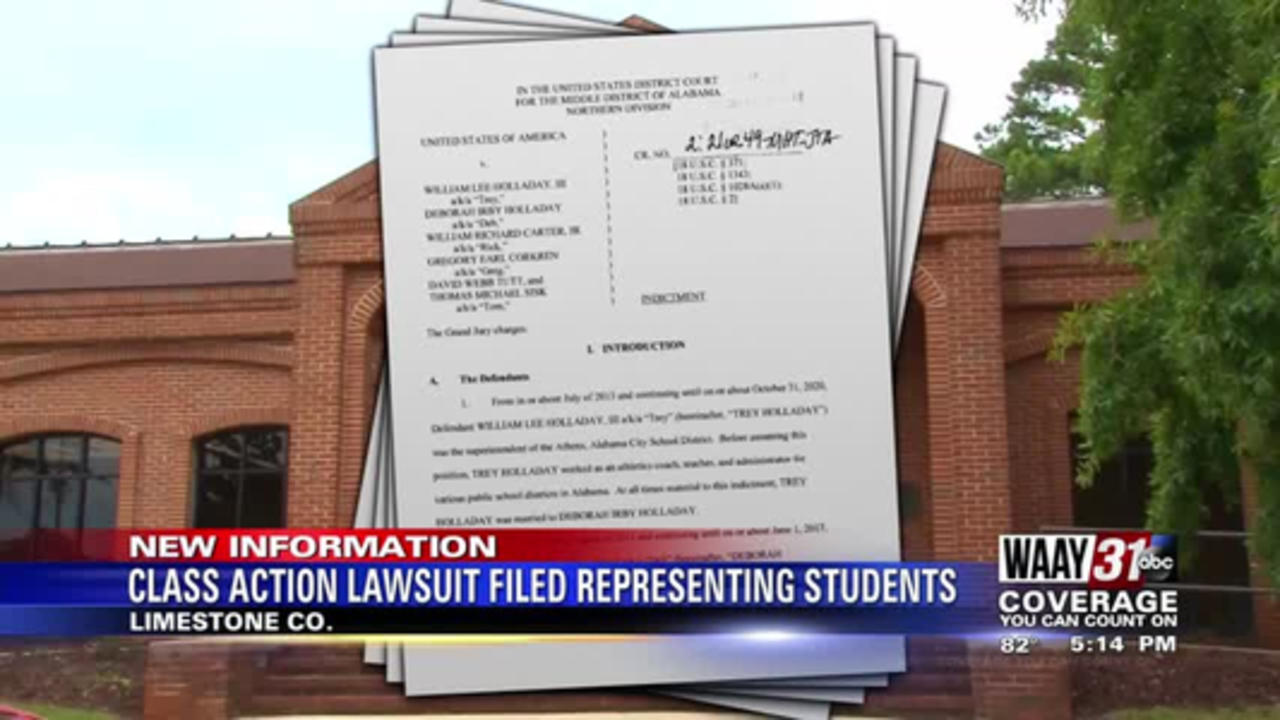 Class Action Lawsuit Filed Representing Students