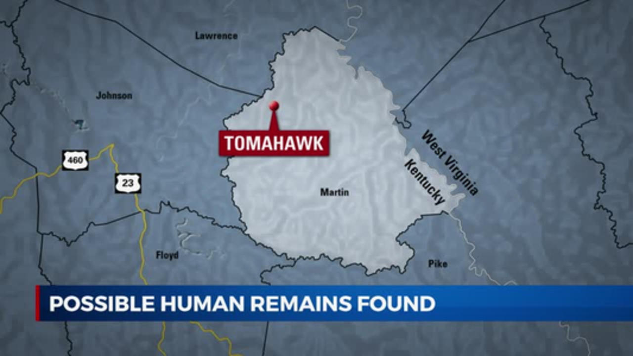 5pm Potential Human Remains Found 04.13.2021