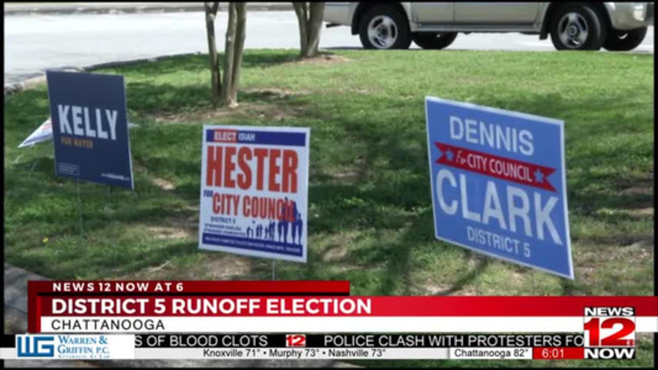 District 5 runoff