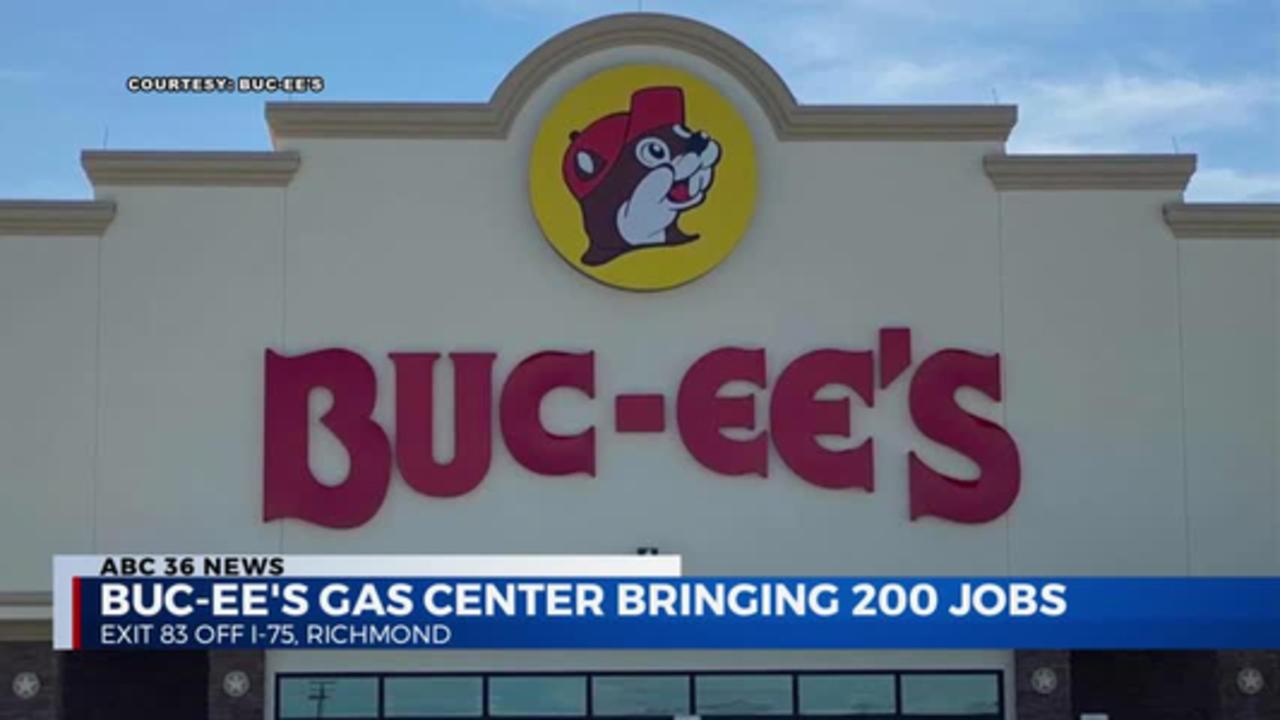 PKG: Buc-ee's gas center ground breaking