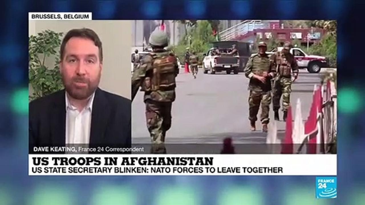 NATO allies welcome US withdrawal from Afghanistan