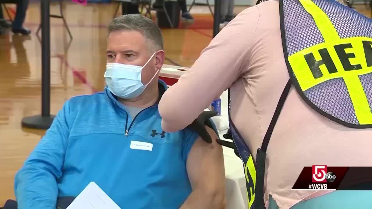 Mass. clinics cancel vaccinations after Johnson & Johnson alert