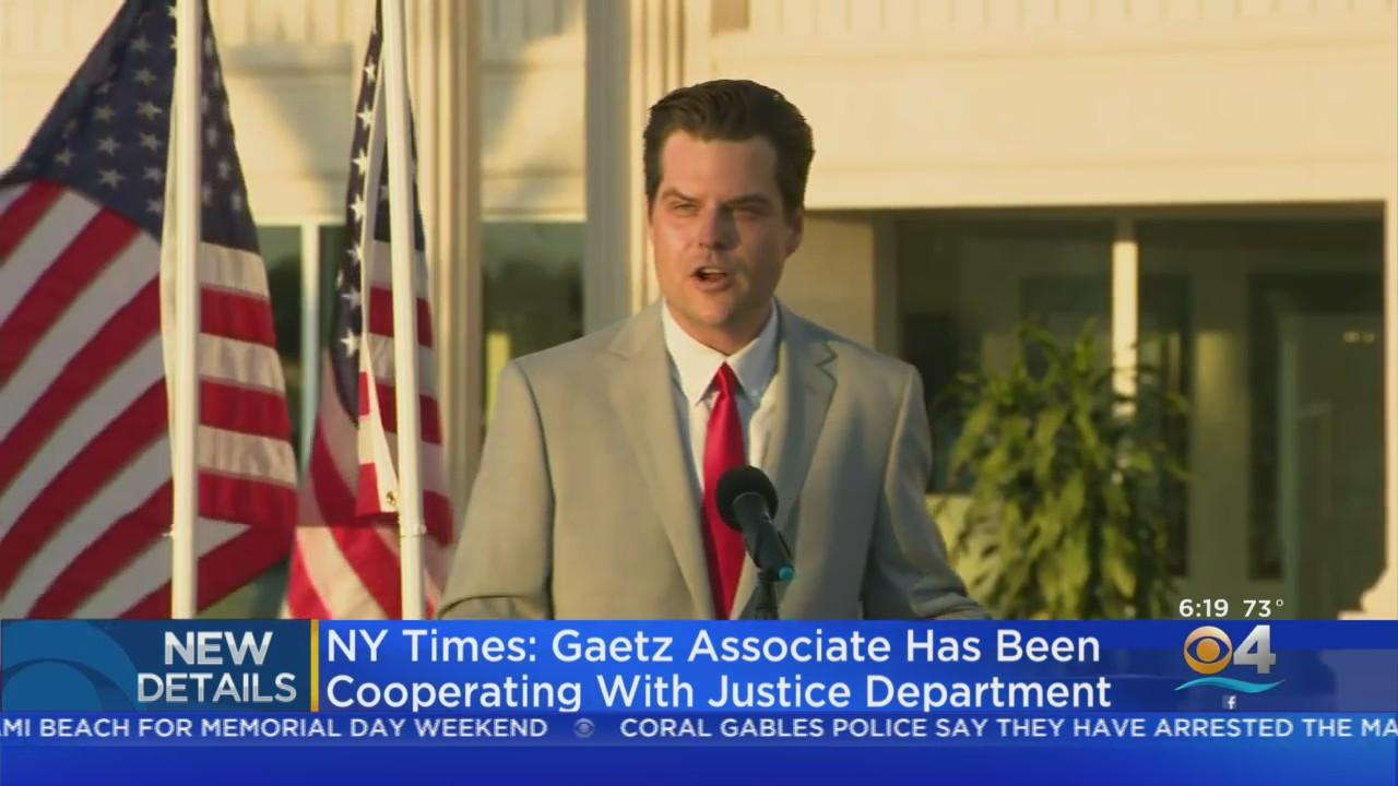 Rep. Matt Gaetz Associate Joe Greenberg Cooperating With Authorities
