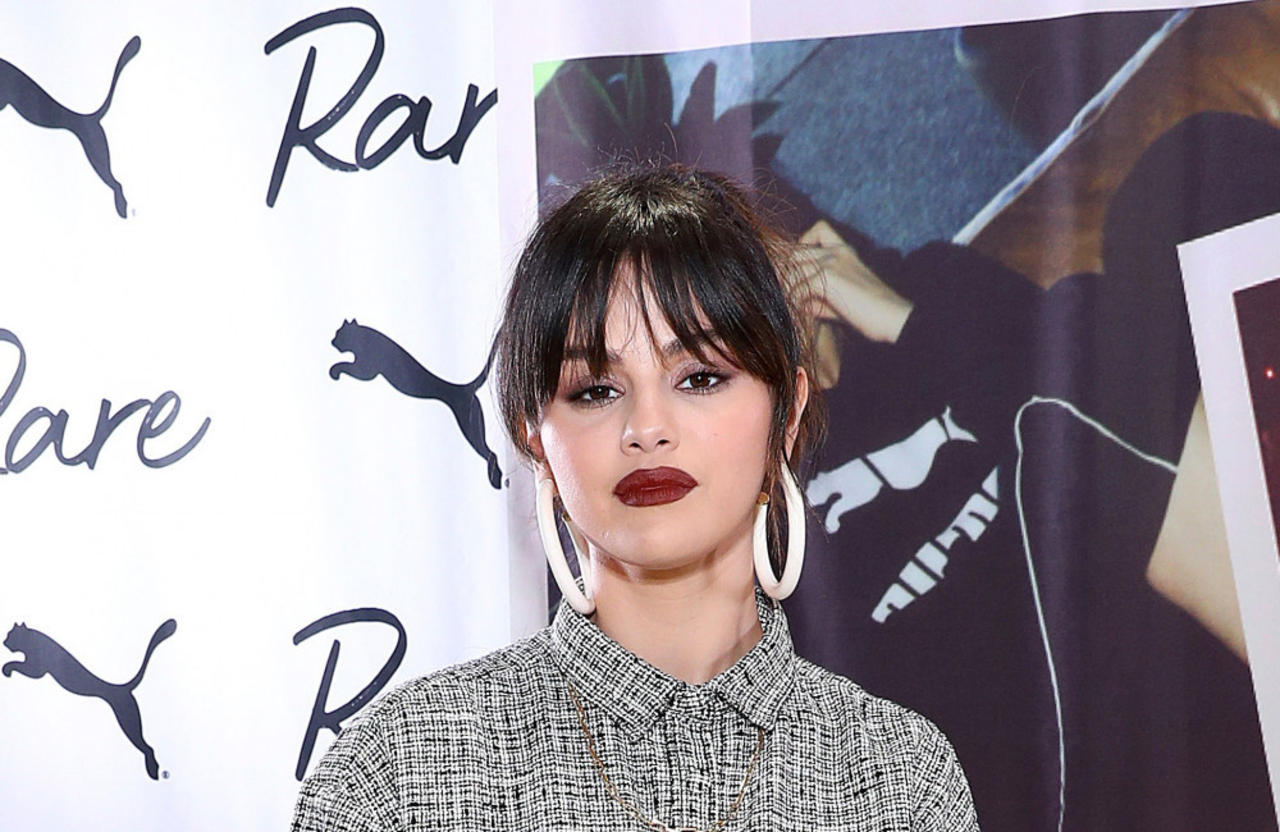 Selena Gomez hosting concert to benefit vaccine rollout