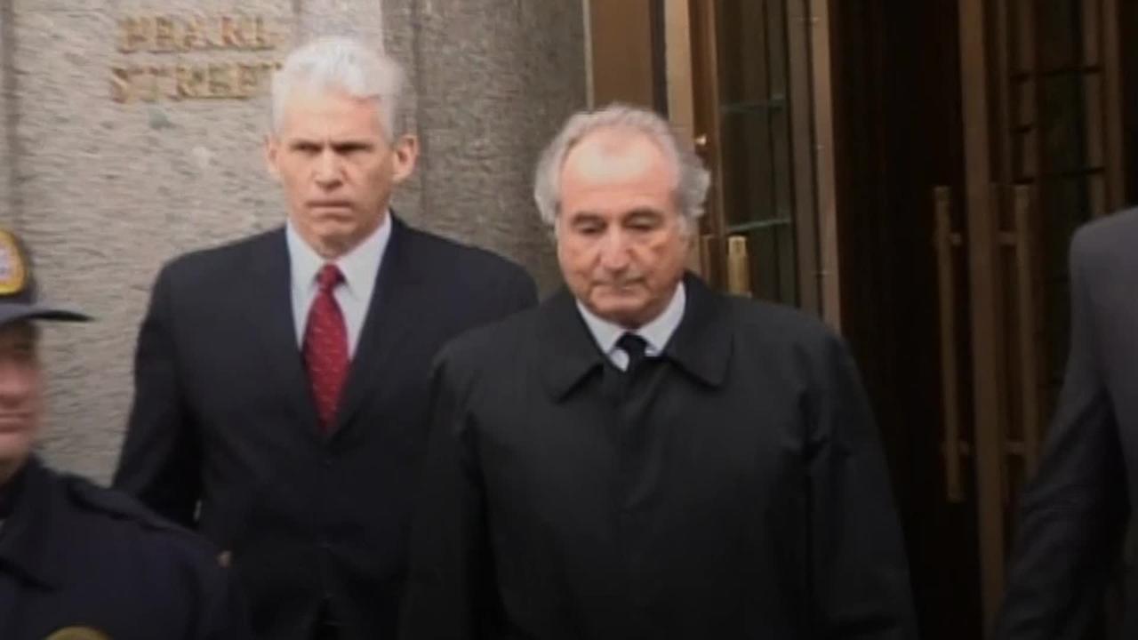 Multibillion-dollar fraudster Bernie Madoff dies aged 82