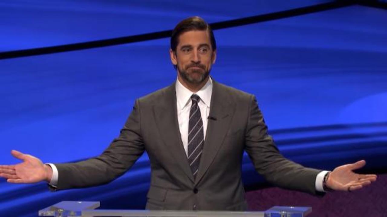 Aaron Rodgers' Green Bay Packers question stumps 'Jeopardy!' contestants