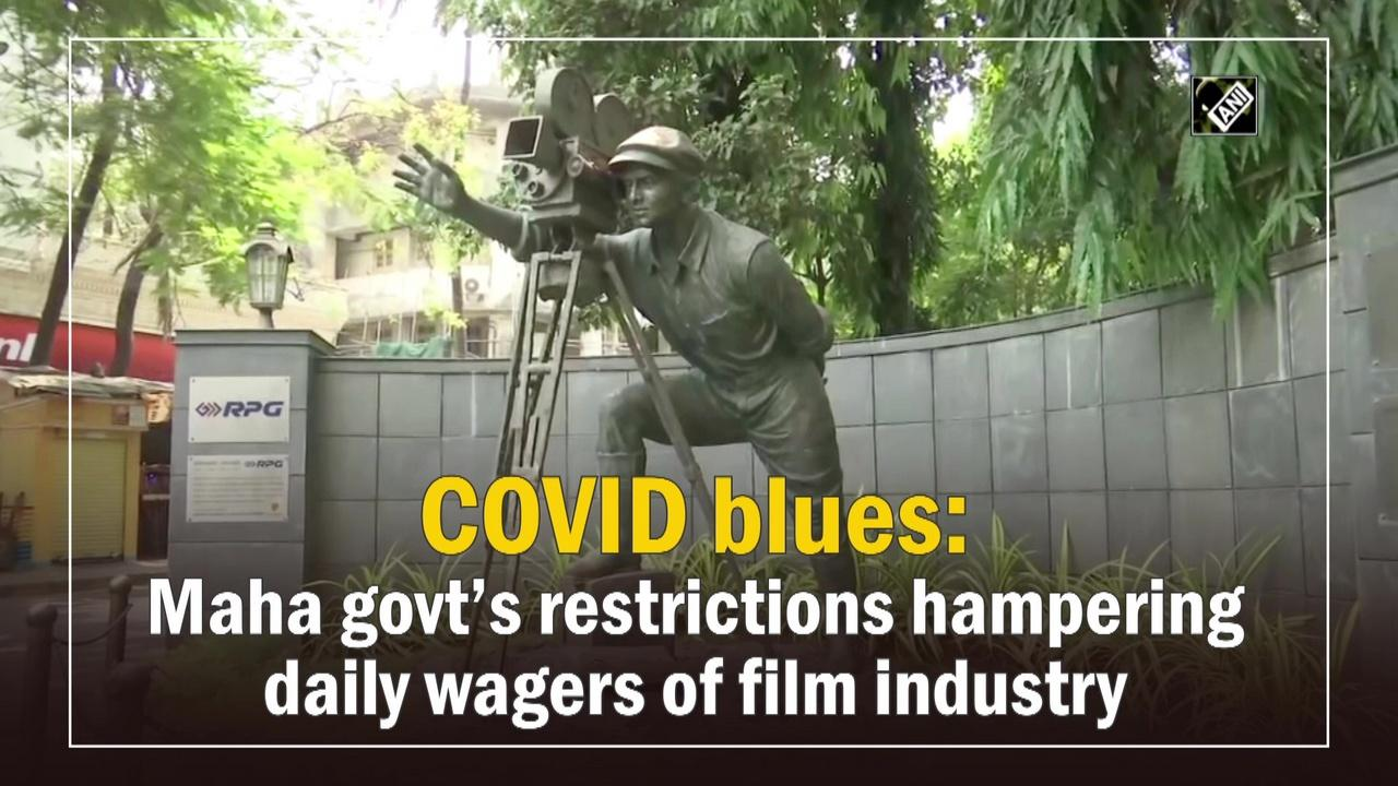 COVID blues: Maha govt's restrictions hampering daily wagers of film industry
