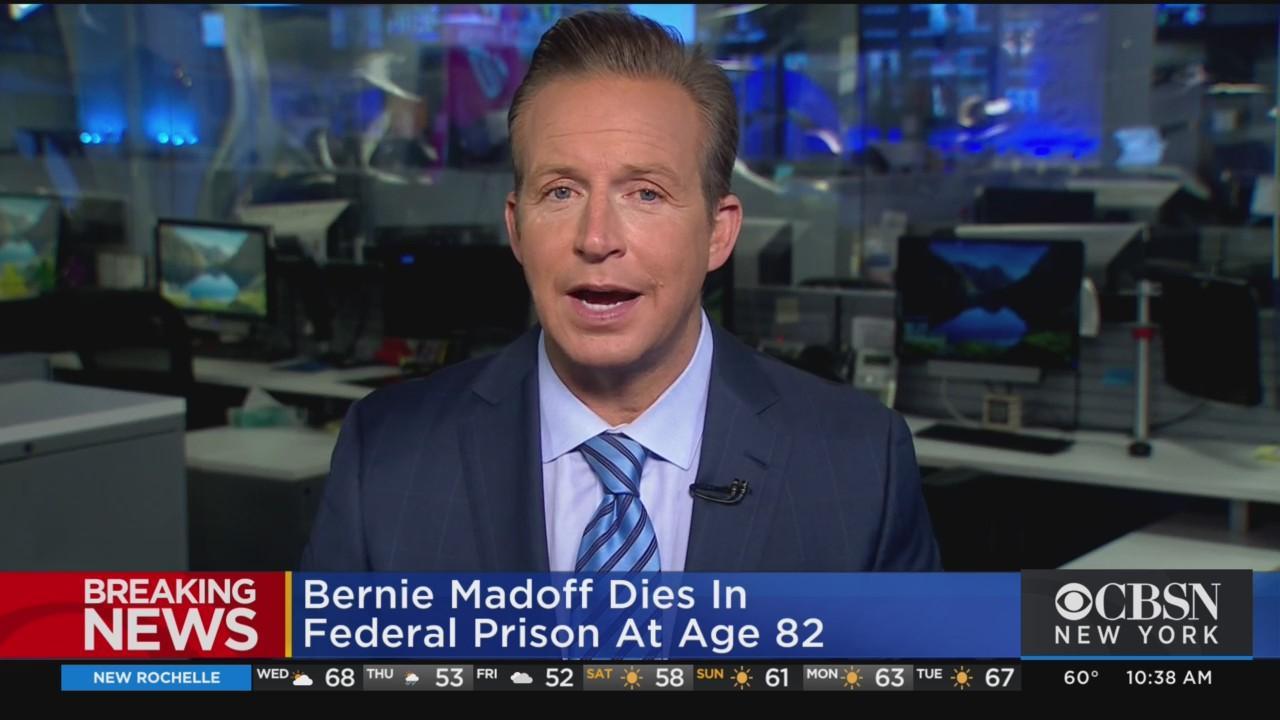 Bernie Madoff Dies In Prison At 82