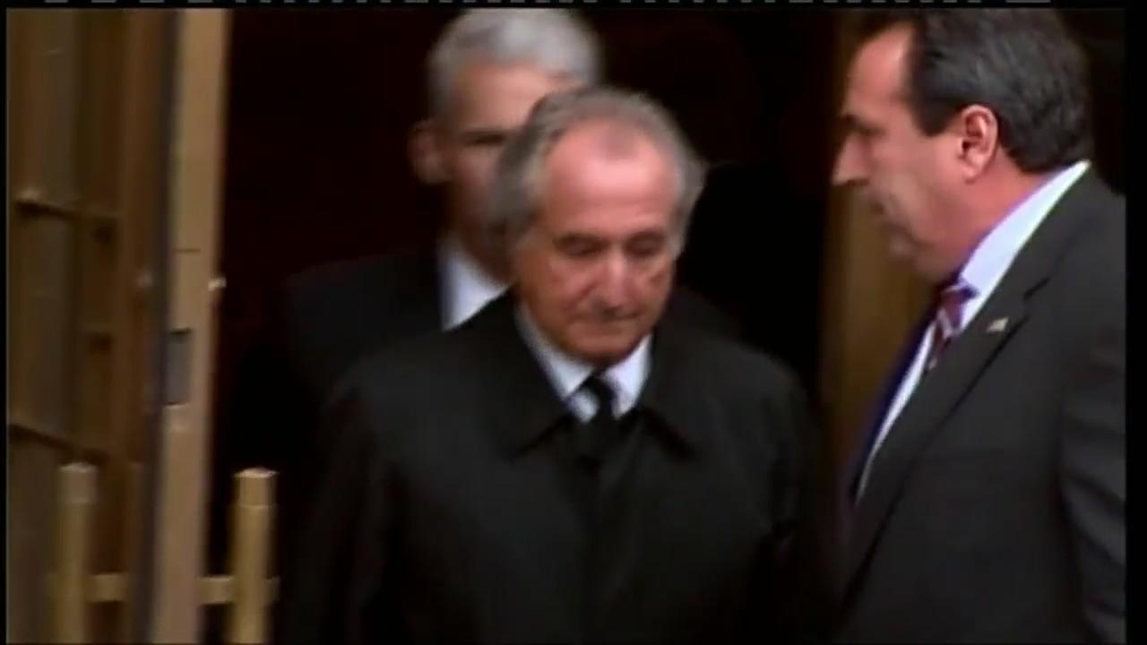 Infamous Ponzi Schemer Bernie Madoff Dies In Prison