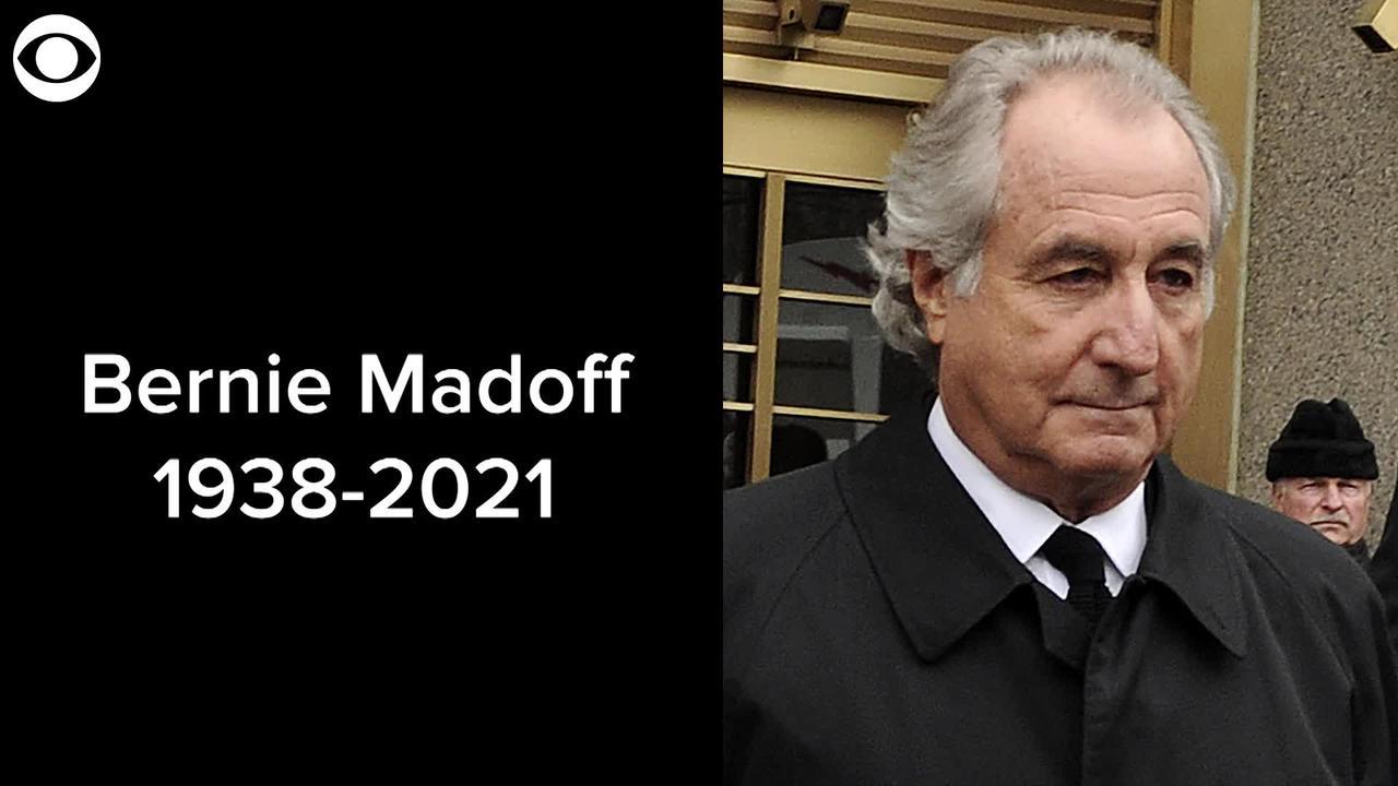 WEB EXTRA: Bernie Madoff OBIT Graphic