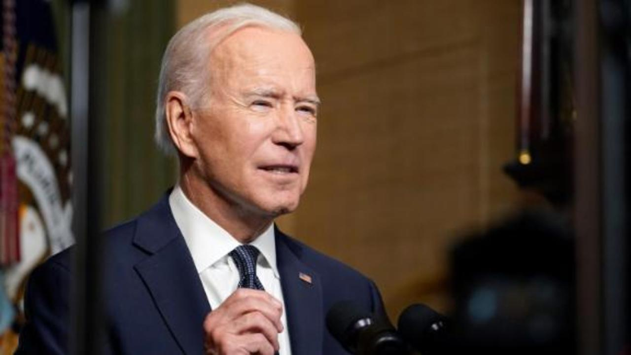 Biden: It's time to end the forever war