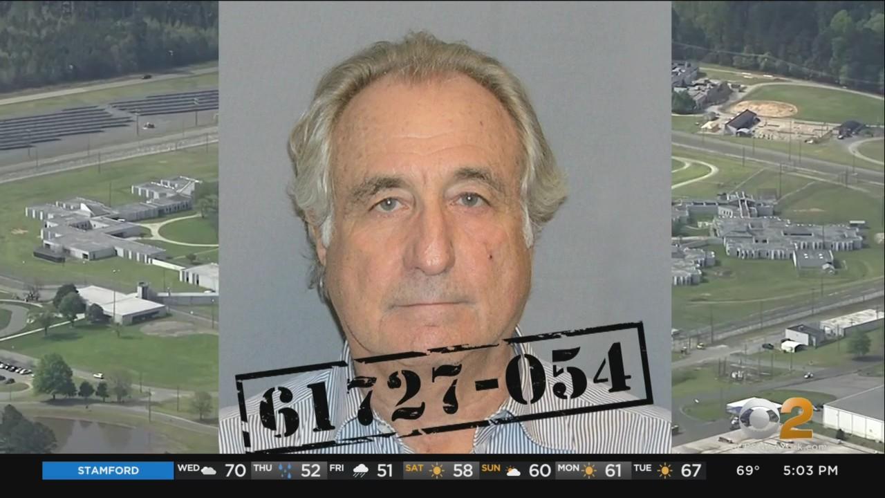 Bernie Madoff Dies In Federal Prison At Age 82