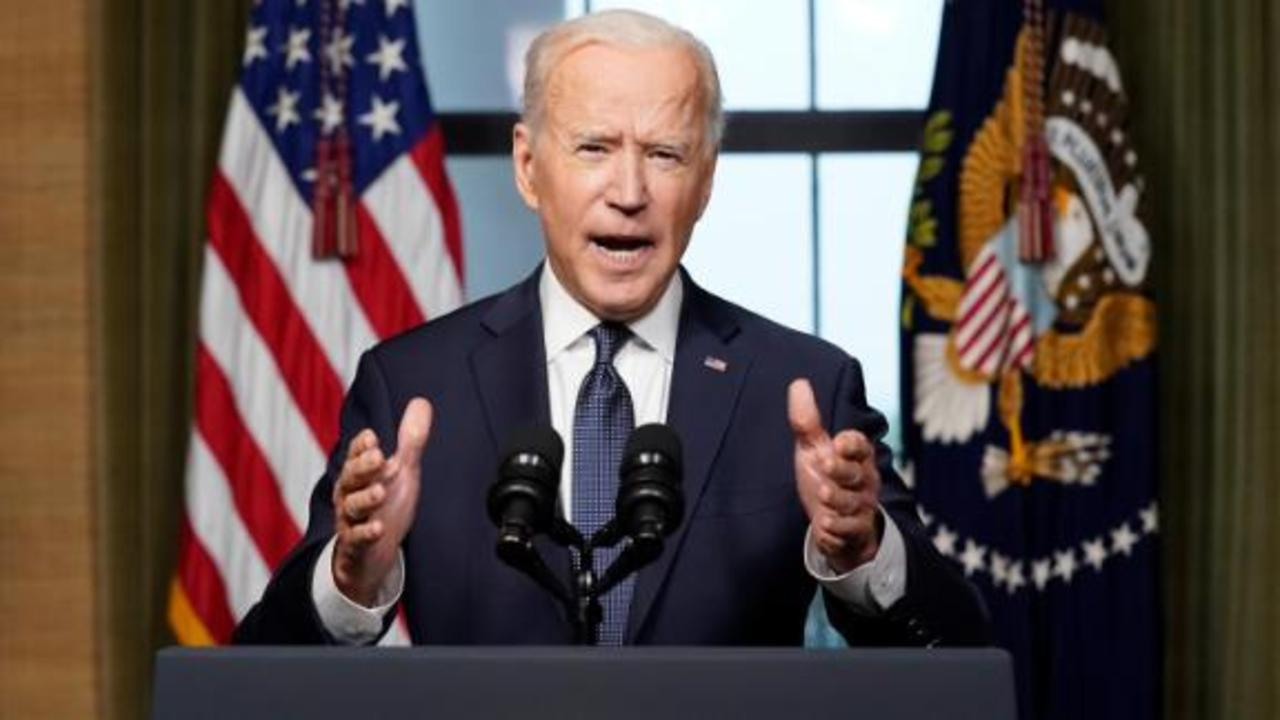 Biden's announcement from Treaty Room was intentional. Here's why