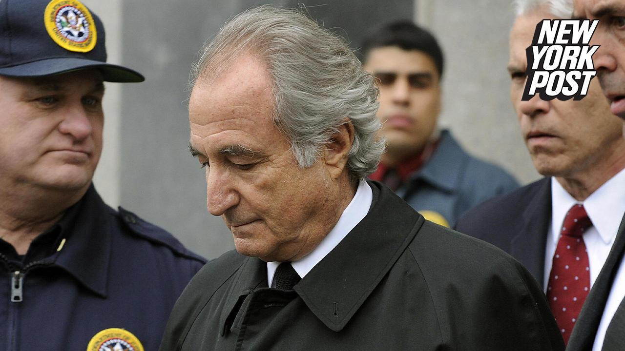 Bernie Madoff, infamous Ponzi schemer, dead at 82