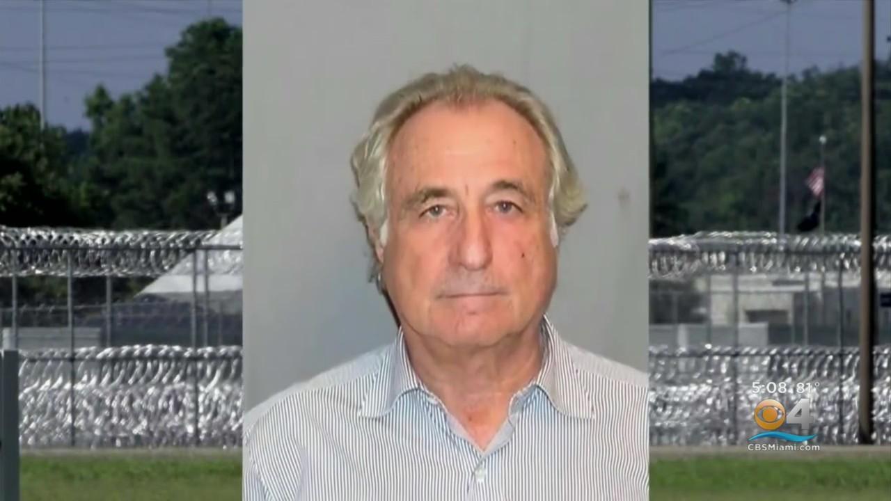 Bernie Madoff Dies In Prison While Serving 150-Year Sentence