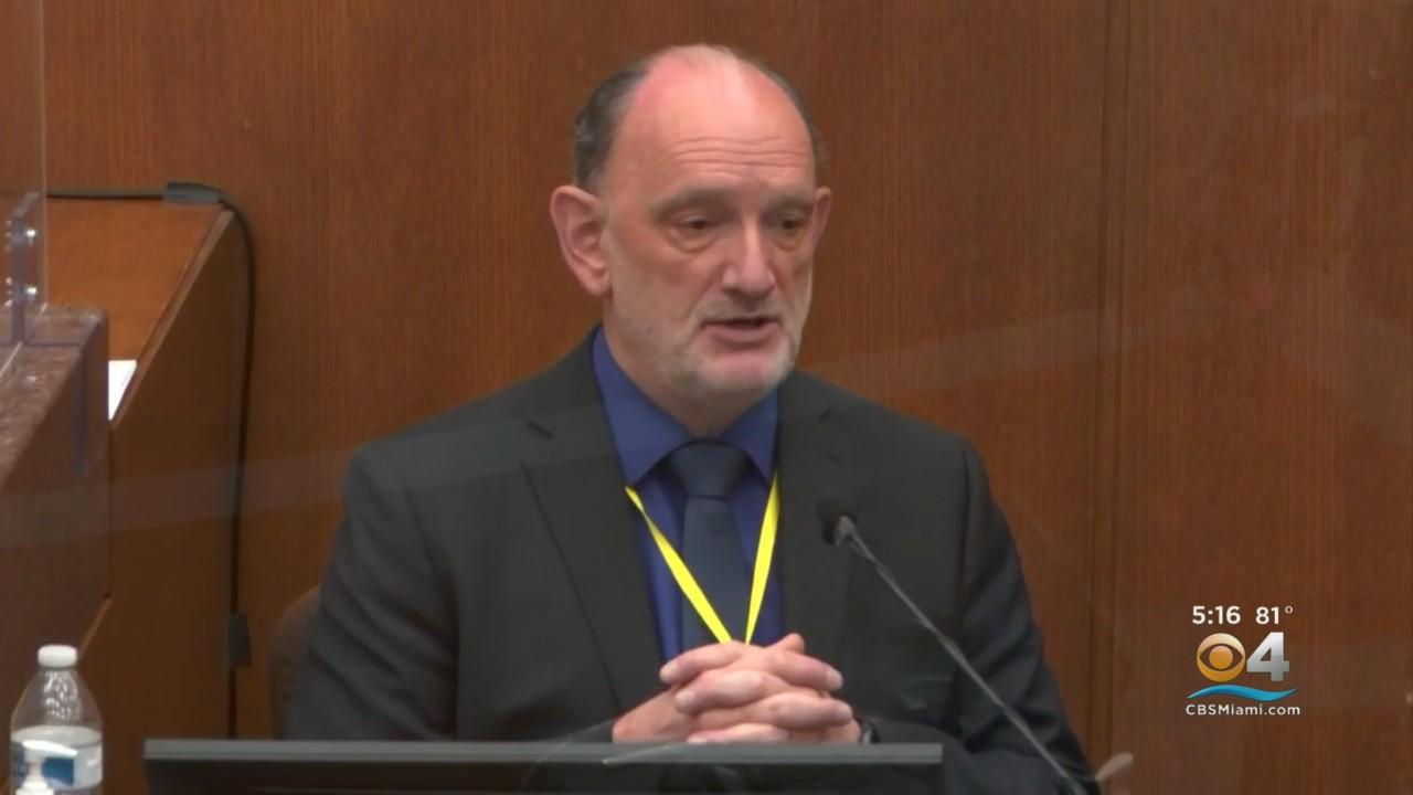 Expert Medical Witness Testifies George Floyd Died OF Heart Issues, Not Police Restraint