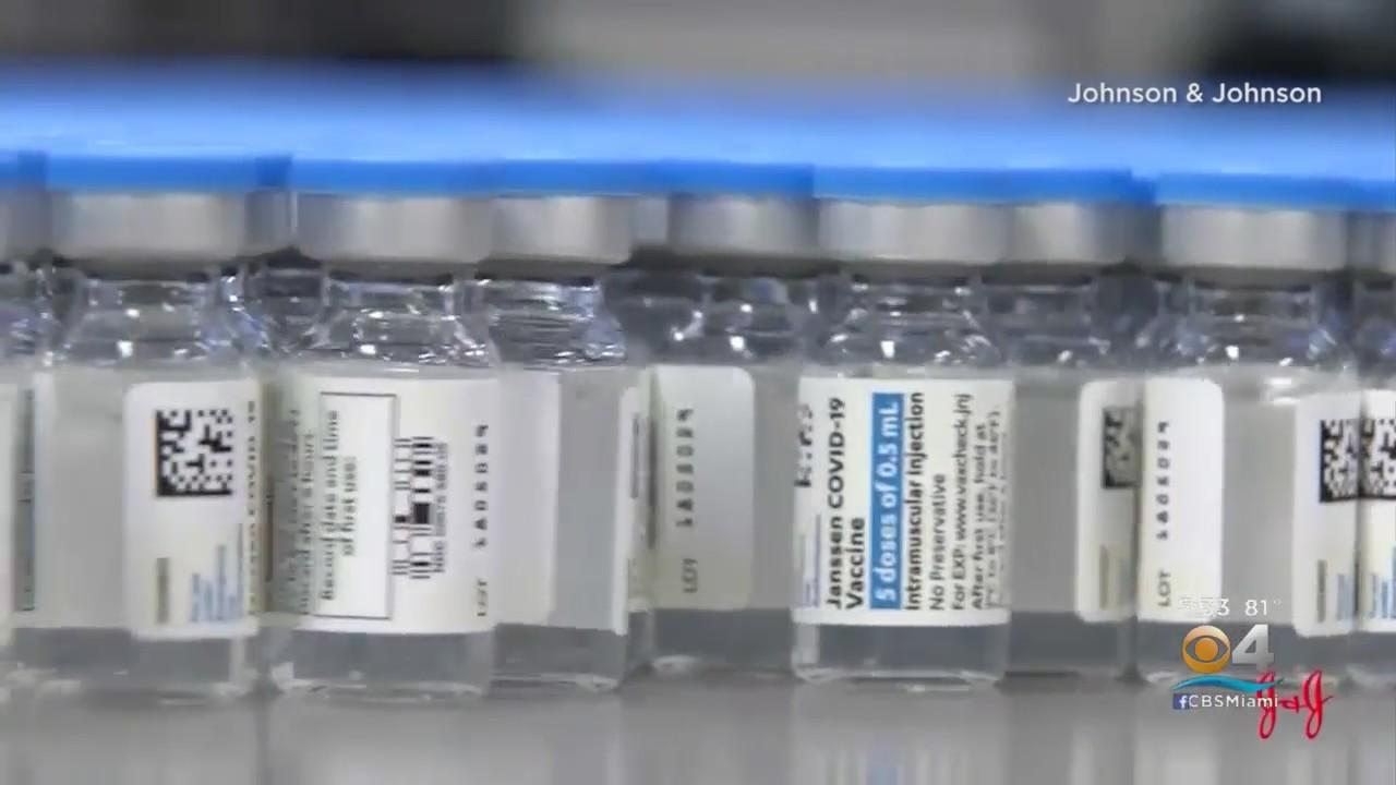 Health Experts Worry About Vaccine Hesitancy After Use Of J&J Vaccine Paused