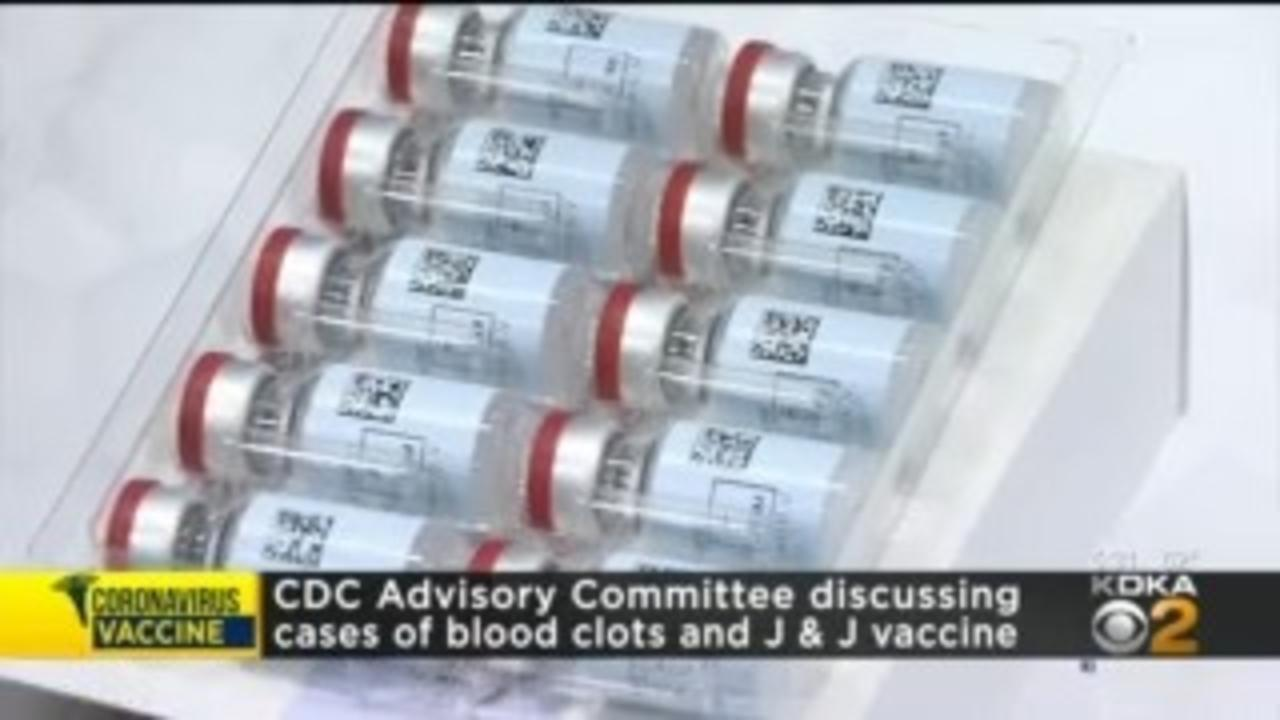 CDC Advisory Committee Extends Pause On Johnson & Johnson Vaccine