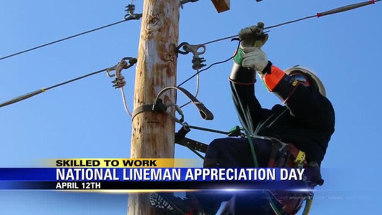 Celebrating National Lineman Appreciation Day