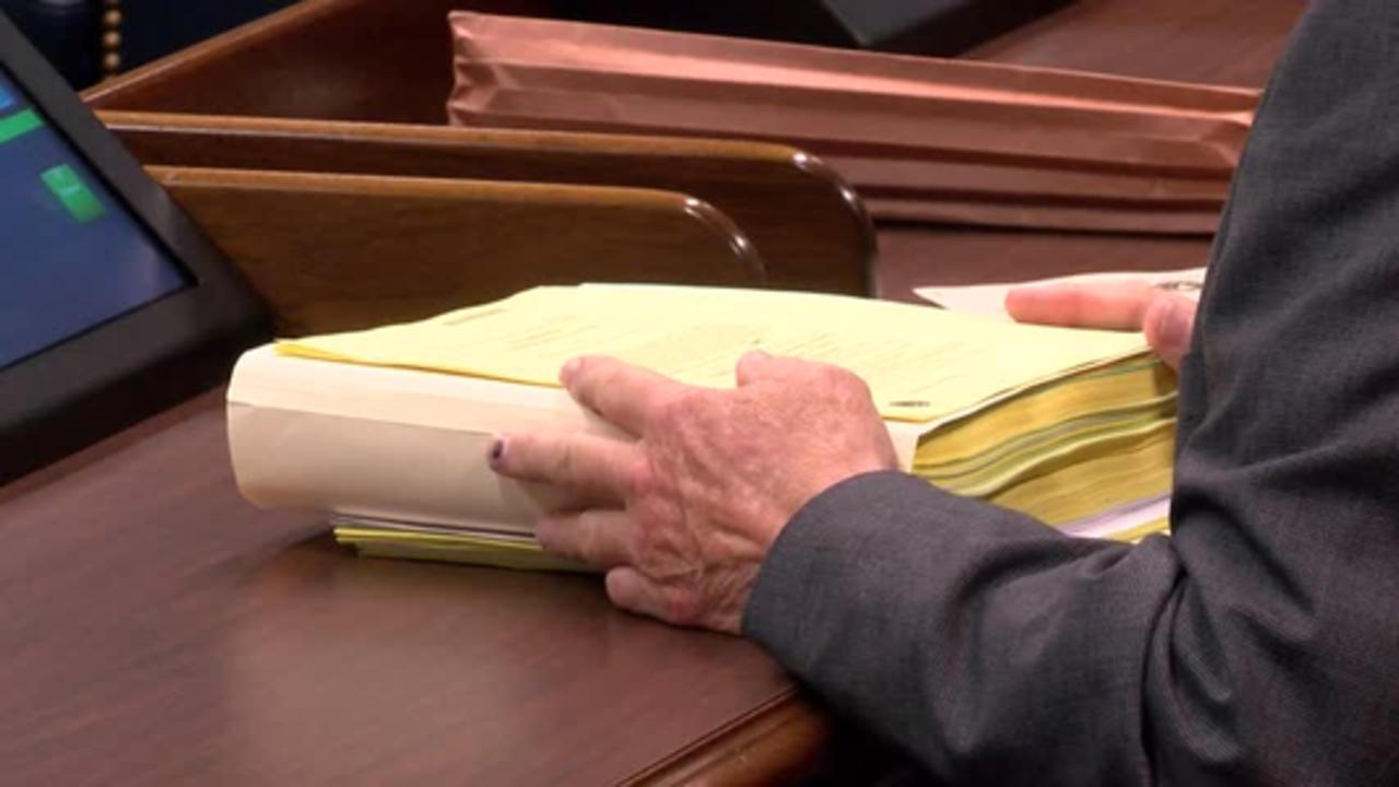 Legislators debate state budget