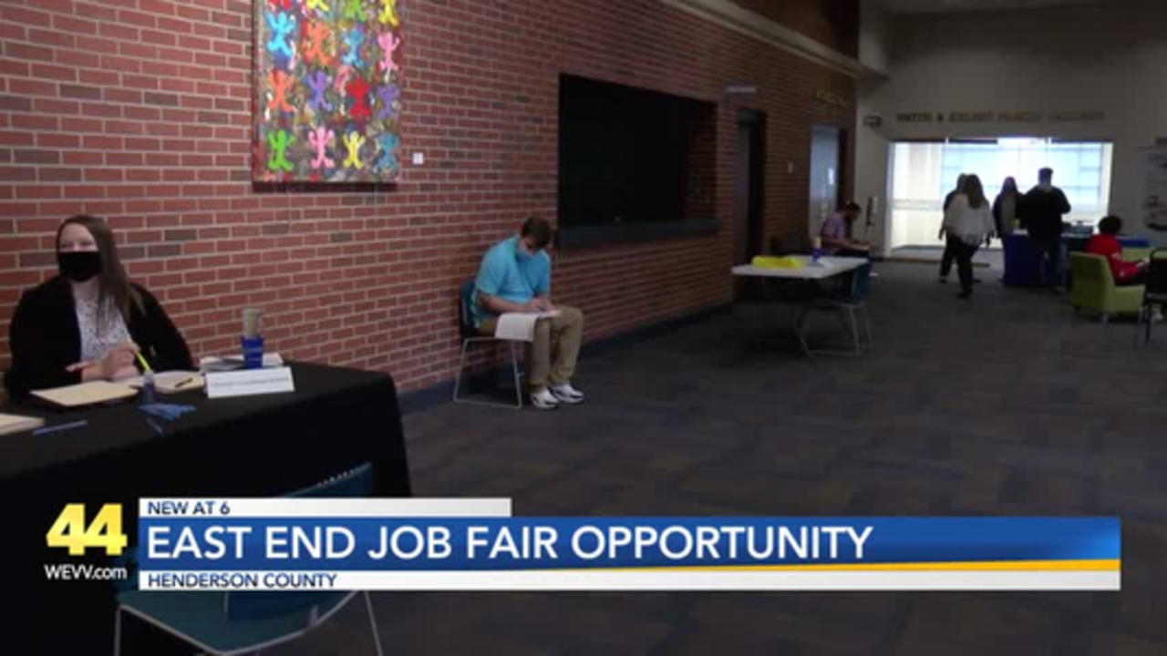 Henderson County Hosts East End Job Fair
