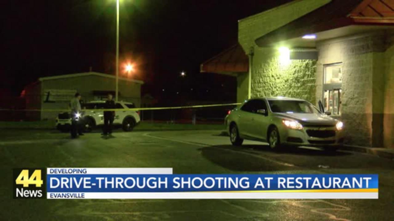 Man Shot in Evansville McDonald's Drive-Thru After Argument: EPD